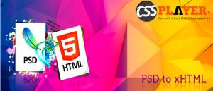 Convert PSD to HTML Conversion